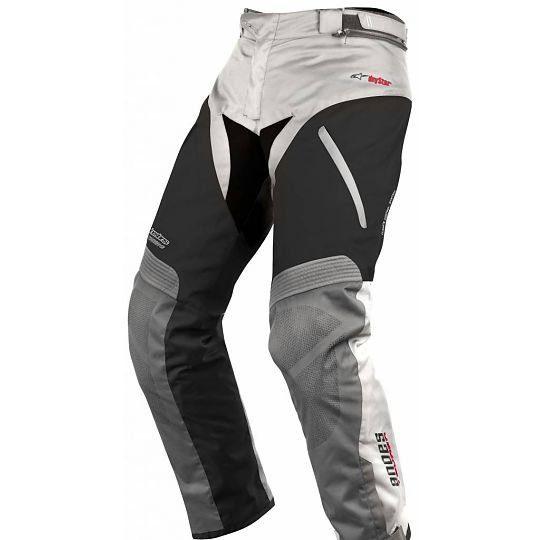 Alpinestars Andes drystar broek grijs-zwart
