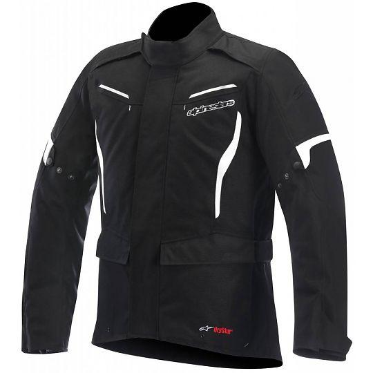 Alpinestars Cordoba drystar jas zwart/wit