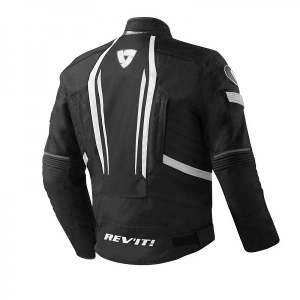 REV'IT! Raceway zwart-wit