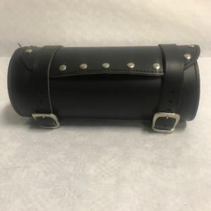 Toolrol, zwart met siernagels, 10x26cm
